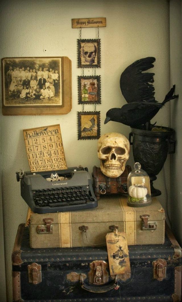 Home Decor ideas home decor ideas Top Pinterest Home Decor Ideas for your Halloween Party HALLOWEEN 14