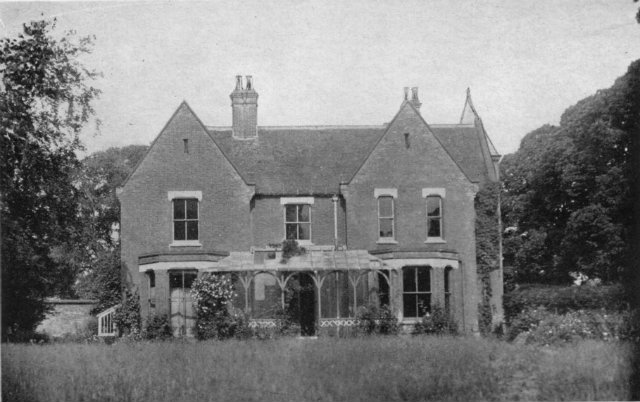 """Borley Rectory in UK is a Victorian mansion that gained fame as """"the most haunted house in England"""" and was built in 1862. haunted mansions Top 15 Haunted Mansions to Inspire Your Halloween Weekend HALLOWEEN 9 BORLEY RECTORY UK"""