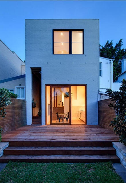 Inspirations : Brisbane Street House by Alexandre & Co