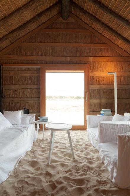 Inspirations: Casas na Areia, Portugal