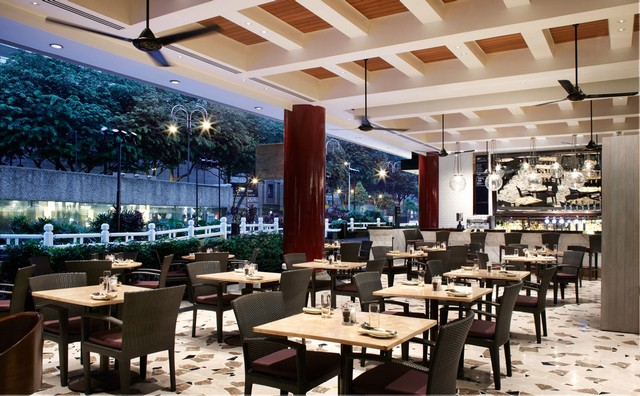 Marriot Hotels hba hospitality Marriot Hotels, luxury interior design trends by HBA hospitality Marriot Hotels luxury interior design trends by HBA hospitality Crossroads Cafe