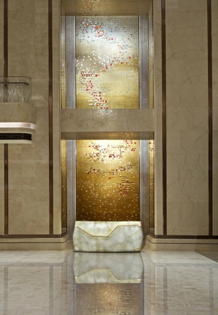 Marriot Hotels, luxury interior design trends by HBA hospitality