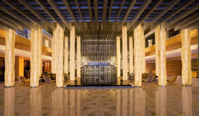Marriot Hotels hba hospitality Marriot Hotels, luxury interior design trends by HBA hospitality Marriot Hotels luxury interior design trends by HBA hospitality JW Marriott Shenzhen Lobby