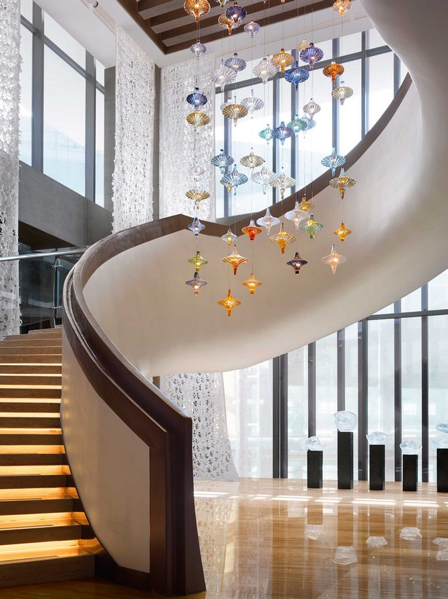 Marriot Hotels hba hospitality Marriot Hotels, luxury interior design trends by HBA hospitality Marriot Hotels luxury interior design trends by HBA hospitality Marriott Sanya 03 2