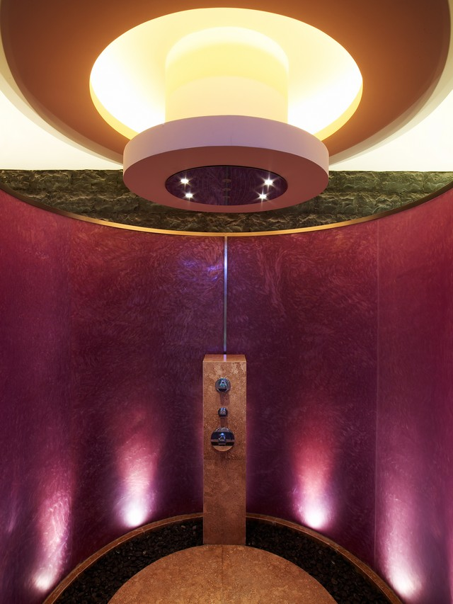 Marriot Hotels hba hospitality Marriot Hotels, luxury interior design trends by HBA hospitality Marriot Hotels luxury interior design trends by HBA hospitality  JW Marriott Beijing Spa Shower
