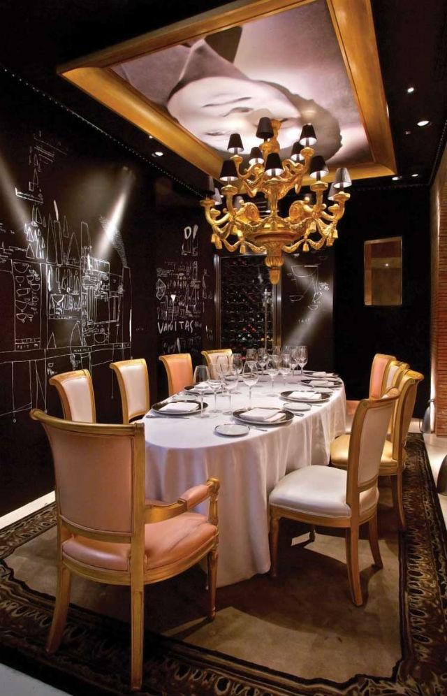 Ramses Restaurant Madrid Spain designed by Philippe Starck best design inspiration Best Design Inspiration By Philippe Starck Ramses Restaurant Madrid Spain designed by Philippe Starck