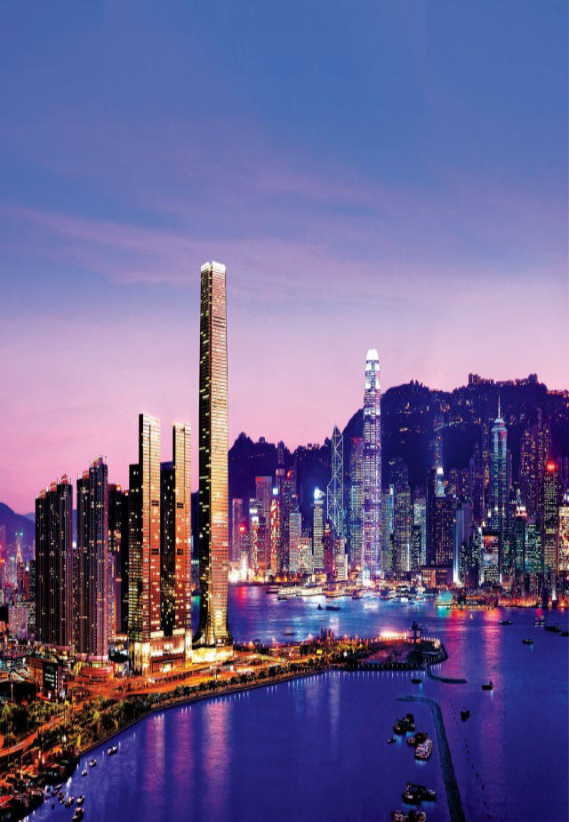 luxurious hotels Inspiration: Some of the most Luxurious Hotels in Hong Kong Ritz Carlton feature