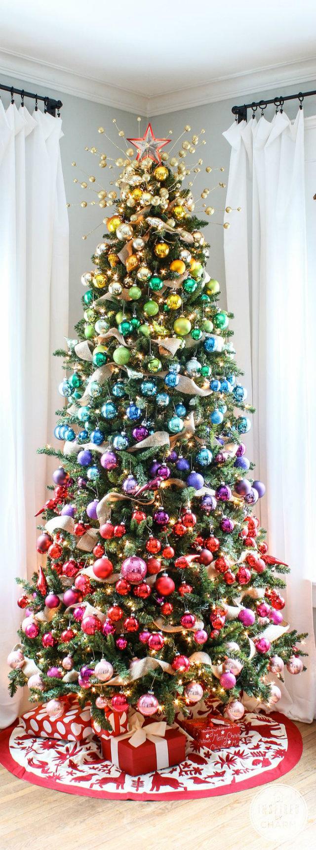 UNIQUE CHRISTMAS TREES 4 christmas tree ideas Best 24 DIY Christmas Tree Ideas UNIQUE CHRISTMAS TREES 4