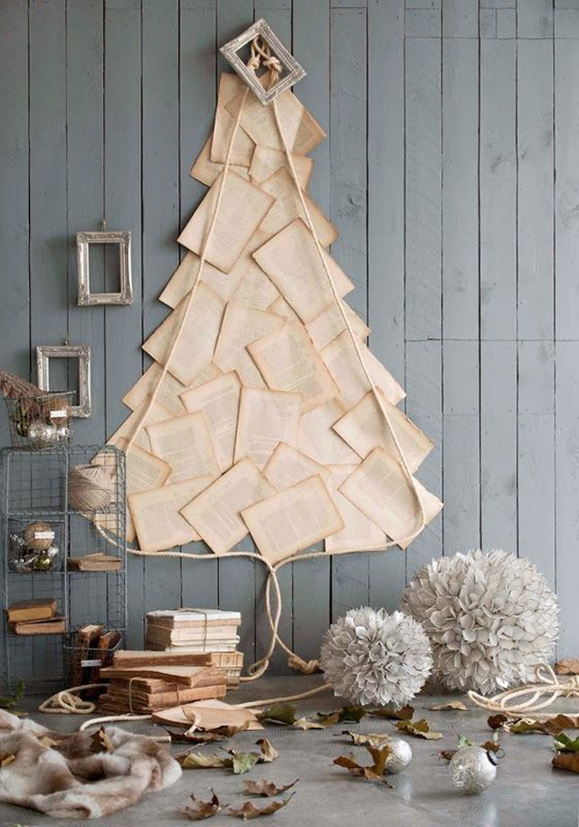 UNIQUE CHRISTMAS TREES 8 christmas tree ideas Best 24 DIY Christmas Tree Ideas UNIQUE CHRISTMAS TREES 8