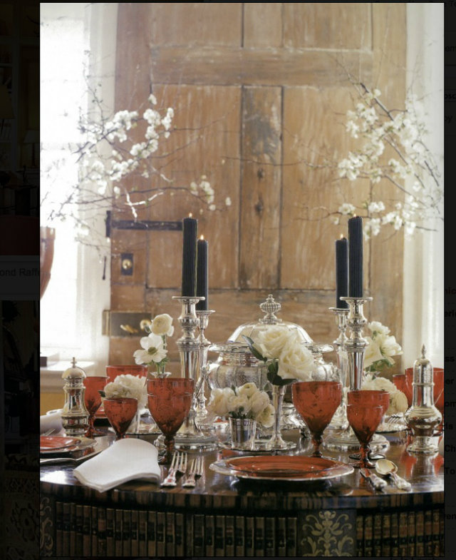 UNUSUAL THKSGVNG 10 thanksgiving dinner Unusual Table set decor ideas for Thanksgiving dinner UNUSUAL THKSGVNG 10