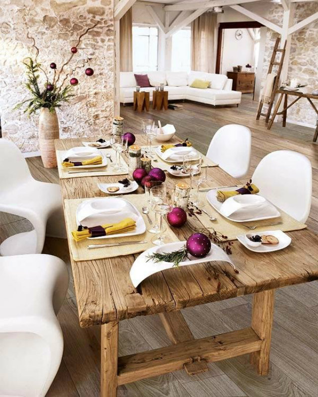 UNUSUAL THKSGVNG 12 thanksgiving dinner Unusual Table set decor ideas for Thanksgiving dinner UNUSUAL THKSGVNG 12