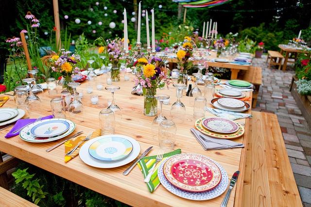 UNUSUAL THKSGVNG 7 thanksgiving dinner Unusual Table set decor ideas for Thanksgiving dinner UNUSUAL THKSGVNG 7