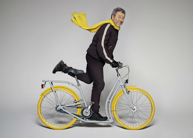 best design inspiration best design inspiration Best Design Inspiration By Philippe Starck dezeen Pibal by Philippe Starck and Peugeot ss 4