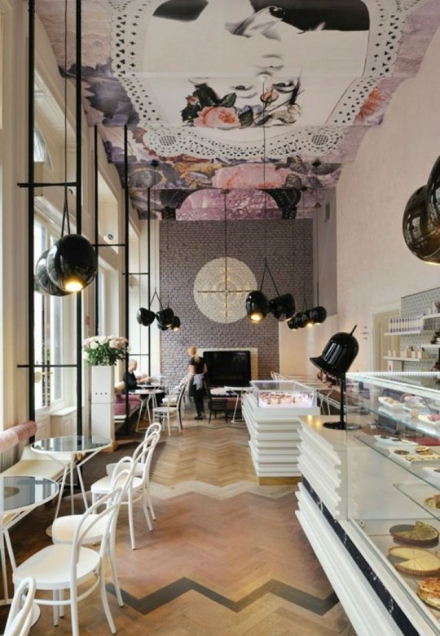 5 Decorating Ideas from the World's Most Stylish Restaurants