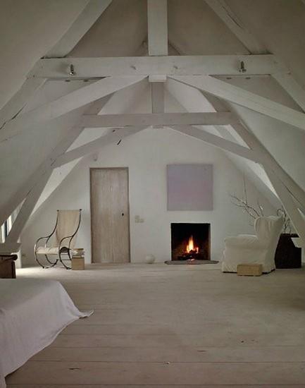 All white interior design axel vervoordt Top Projects by Axel Vervoordt All white interior design