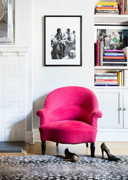 Top 20 Colorful Armchairs