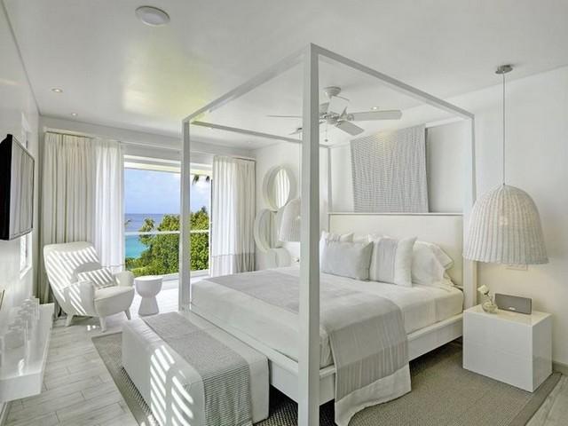 Bedroom project for Villa in Barbados kelly hoppen Top 50 Projects by Kelly Hoppen Bedroom project for Villa in Barbados