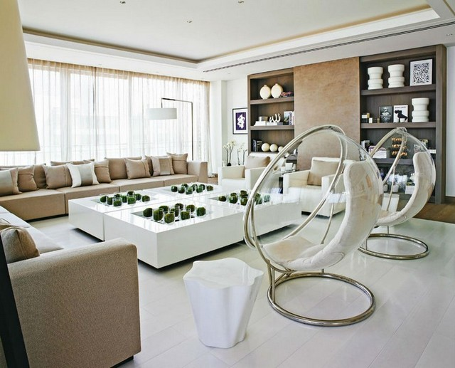 Beirut design inspiration for living room kelly hoppen Top 50 Projects by Kelly Hoppen Beirut deisgn inspiration for living room