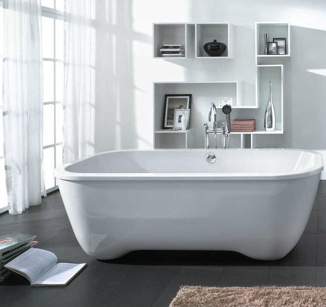 Contemporary bathroom design by andrée putman andrée putman Best Design Inspiration by Andrée Putman Contemporary bathroom design by Andree Putman