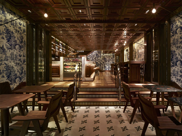208 Duecento Otto, an inspiring Hong Kong Restaurant 208 duecento otto 208 Duecento Otto: an inspiring Hong Kong Restaurant Duecento Otto2