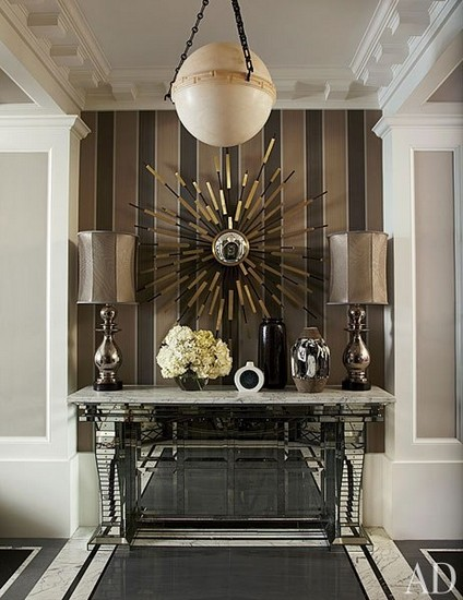 Foyer Decor Work : Inspiration and ideas to get a more contemporary foyer