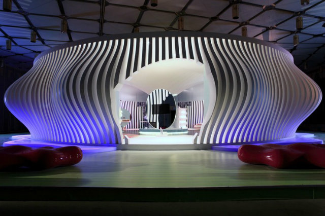 KOMB house karim rashid Inspirations by Top Designer Karim Rashid KOMBHouse by Karim Rashid