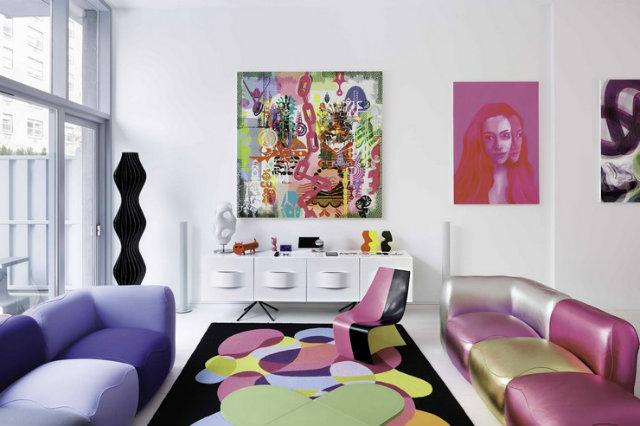 Cub in New York karim rashid Inspirations by Top Designer Karim Rashid Karim Rashid Cub in New York