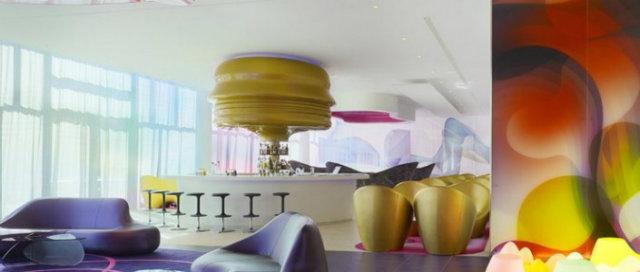 Hospitality Projects in Spain karim rashid Inspirations by Top Designer Karim Rashid Karim Rashid Hospitality Project in Spain 705x300