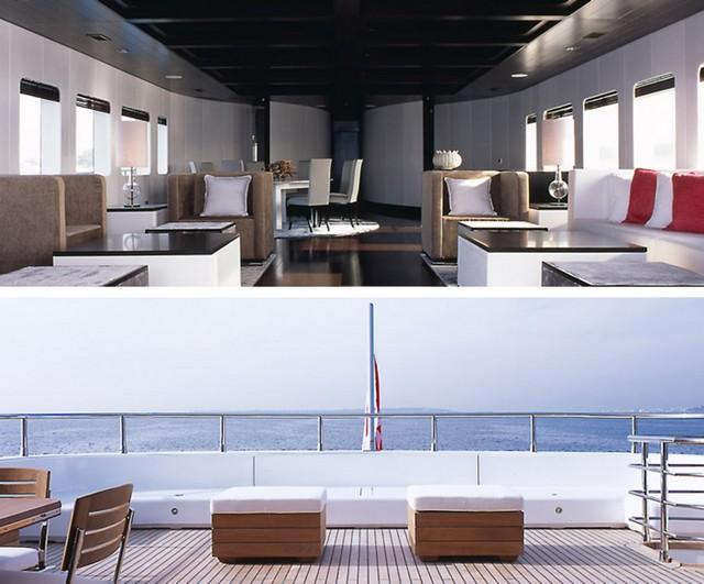 Interior and exterior yacht deisgn  markzeff Inspiration and ideas: The best projects by MARKZEFF MARKZEFF1