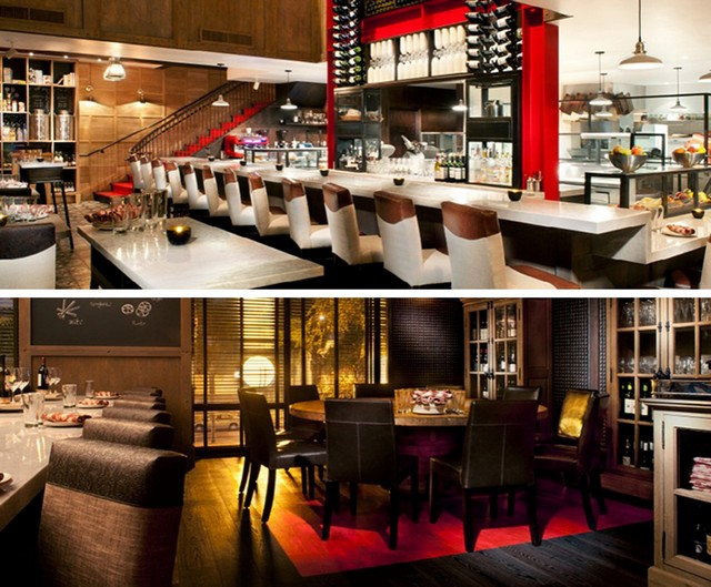 Dining areas ideas and hospitality projects markzeff Inspiration and ideas: The best projects by MARKZEFF MARKZEFF4