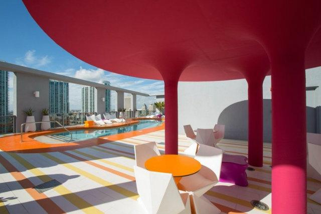 Miami Tower karim rashid Inspirations by Top Designer Karim Rashid Miami Tower Project by Karim Rashid