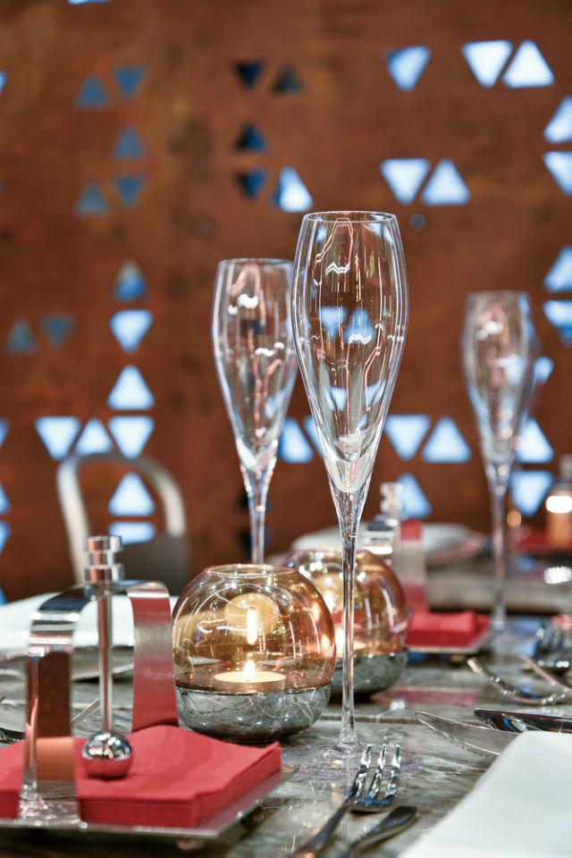 dining table detail hong kong restaurant Castello 4: Get inspired with this outstanding Hong Kong Restaurant Millimeter interior design ltd10