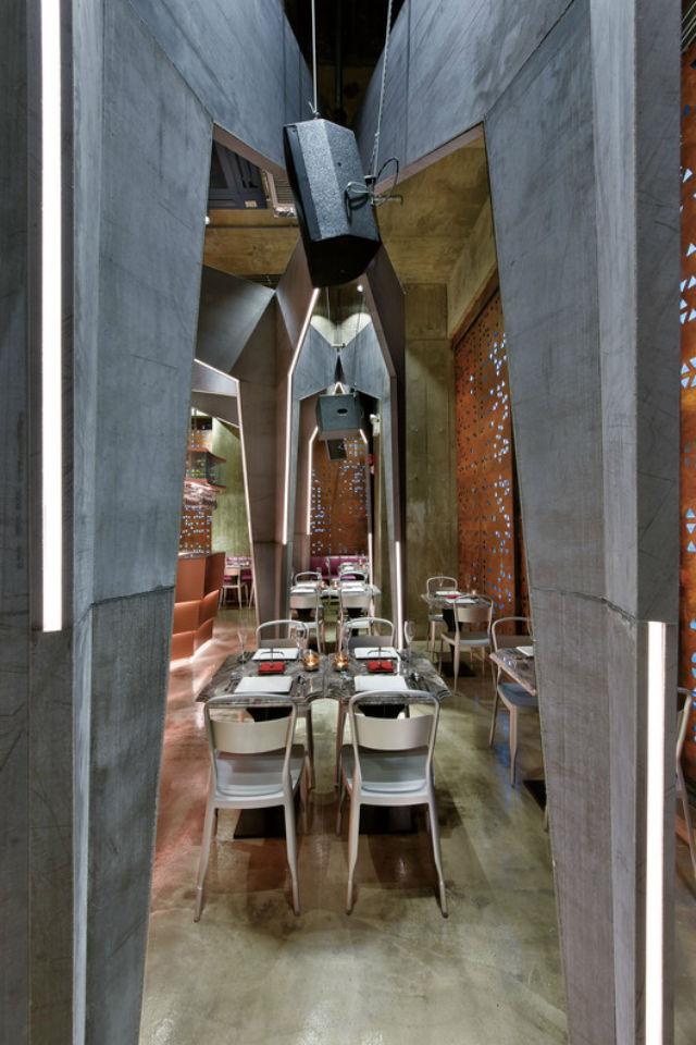 table set hong kong restaurant Castello 4: Get inspired with this outstanding Hong Kong Restaurant Millimeter interior design ltd11