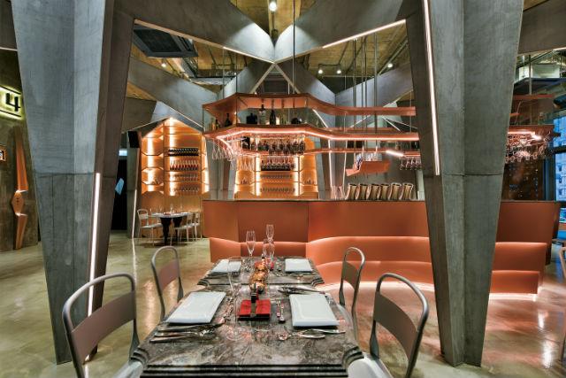 more dining details at Castello 4 hong kong restaurant Castello 4: Get inspired with this outstanding Hong Kong Restaurant Millimeter interior design ltd4
