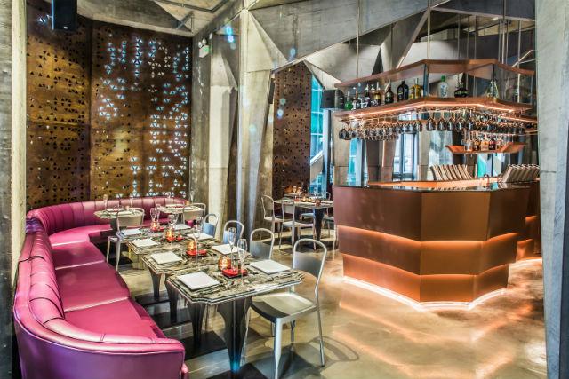 Outstanding Hong Kong Restaurant hong kong restaurant Castello 4: Get inspired with this outstanding Hong Kong Restaurant Millimeter interior design ltd5