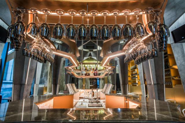 the bar hong kong restaurant Castello 4: Get inspired with this outstanding Hong Kong Restaurant Millimeter interior design ltd6