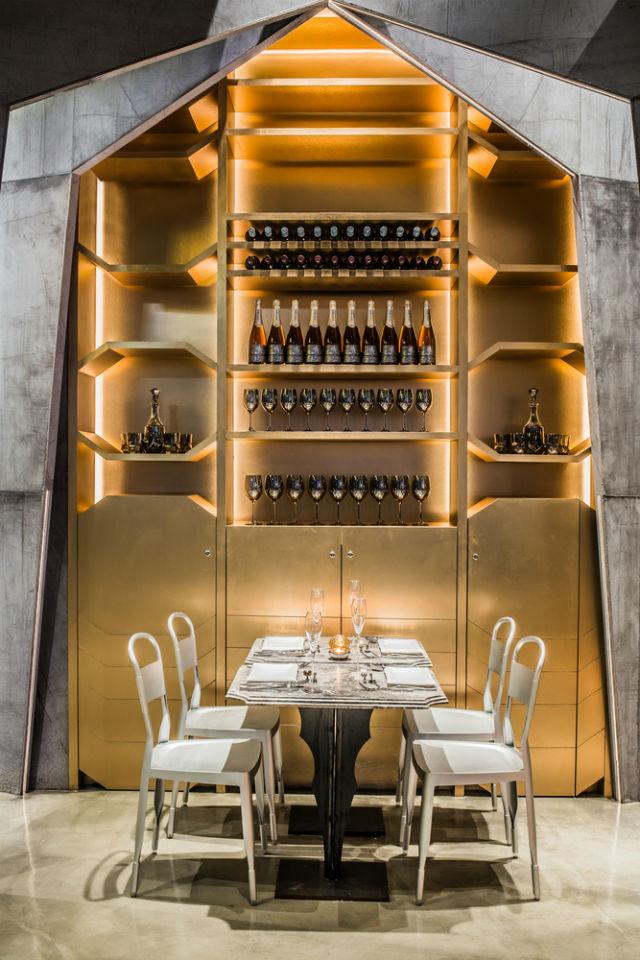 dining at Castello 4 hong kong restaurant hong kong restaurant Castello 4: Get inspired with this outstanding Hong Kong Restaurant Millimeter interior design ltd9