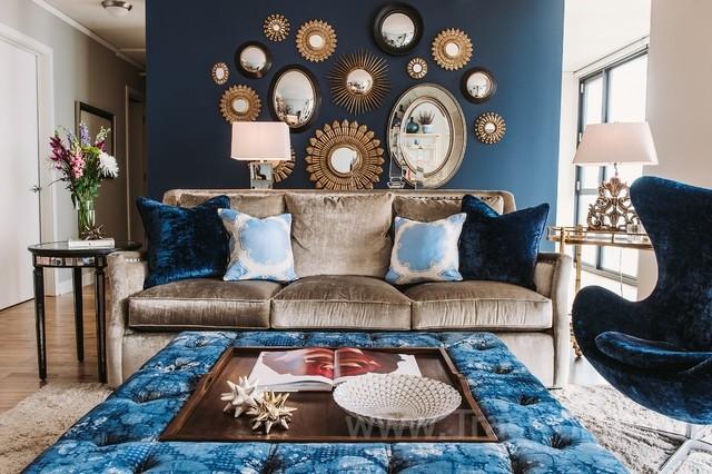 Modern Velvet Sofa Design  Top 25 modern  sofas for a family room Modern Sofa 16