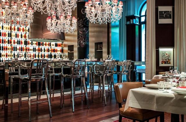 Le Royal Monceau Paris philippe starck Inspirations by Top Designer Philippe Starck Philippe Starck Le Royal Monceau Paris