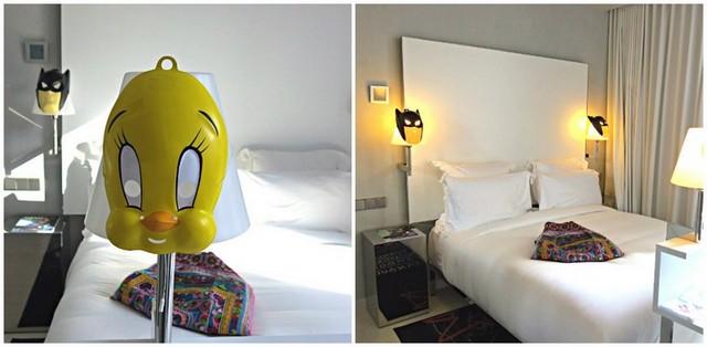 Mama Shelter Istanbul philippe starck Inspirations by Top Designer Philippe Starck Philippe Starck Mama Shelter Istanbul Room