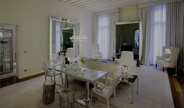 Palazzina Grassi philippe starck Inspirations by Top Designer Philippe Starck Philippe Starck Palazzina Grassi Venice 2