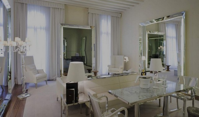 Palazzina Grassi Venice philippe starck Inspirations by Top Designer Philippe Starck Philippe Starck Palazzina Grassi Venice