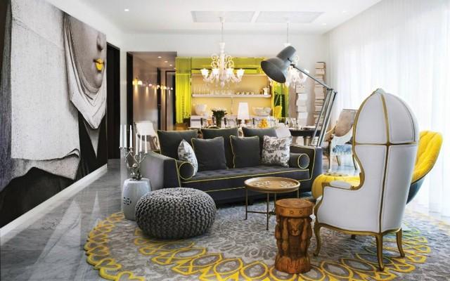 Yoo Lodha Evoq Mumbai India philippe starck Inspirations by Top Designer Philippe Starck Philippe Starck YOO Lodha Evoq Mumbai India