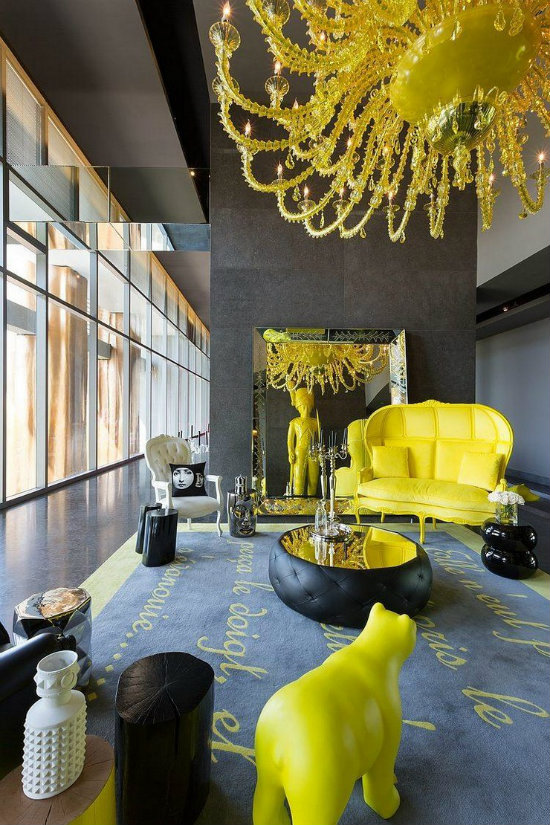 Yoo Panama philippe starck Inspirations by Top Designer Philippe Starck Philippe Starck Yoo 2 Panama