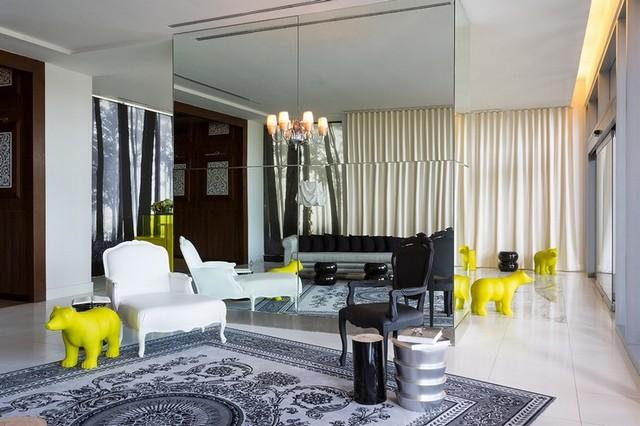 Yoo Panama philippe starck Inspirations by Top Designer Philippe Starck Philippe Starck Yoo Panama