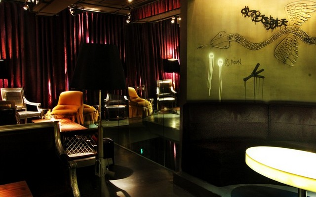 Volar Shanghai philippe starck Inspirations by Top Designer Philippe Starck Philippe Starck volar Shanghai
