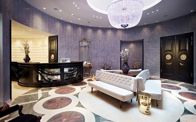 Sans Souci Hotel Vienna philippe starck Inspirations by Top Designer Philippe Starck Philippe Stark Sans Souci Hotel Vienna