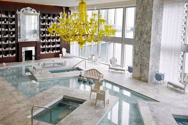 Viceroy Spa Miami philippe starck Inspirations by Top Designer Philippe Starck Philippe Stark Viceroy spa Miami