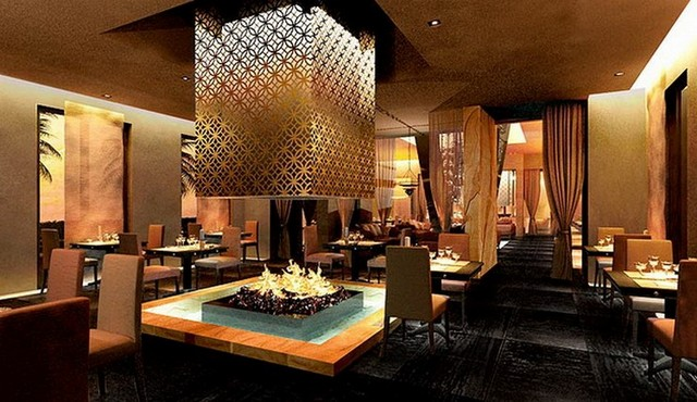 hospitality and dining philippe starck Inspirations by Top Designer Philippe Starck Philippe Stark restaurant 1b