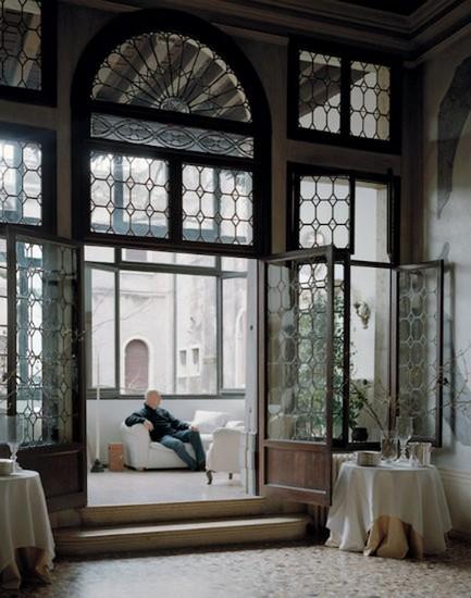 Venice Palace interior design axel vervoordt Top Projects by Axel Vervoordt Venice Palace interior design